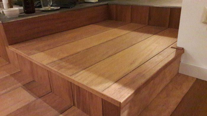 Merbau duoplank geolied houten vloer specialist in alle